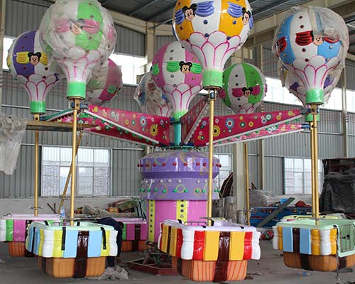 spinning samba balloon ride for sale