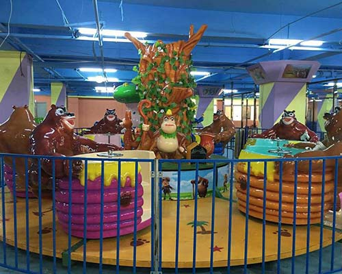 popular bear cup amusement ride for sale