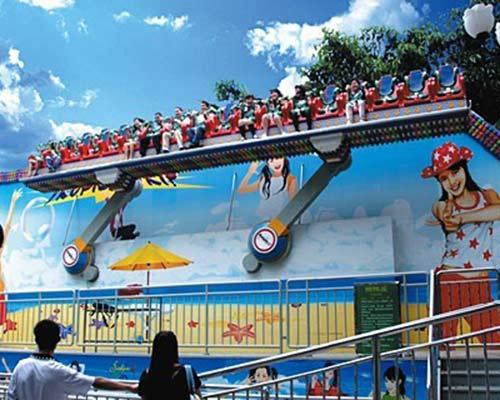 large amusement miami rides for sale