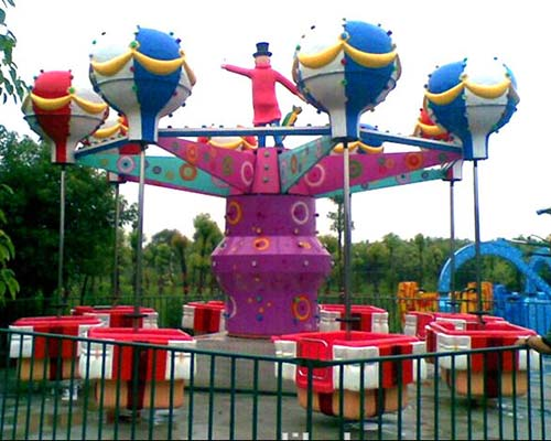 amusement samba balloon ride for sale