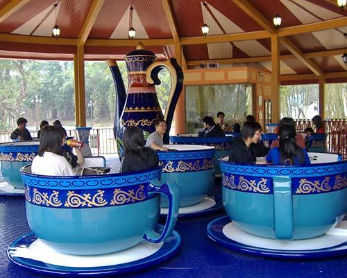 amusement park tea cup ride for sale
