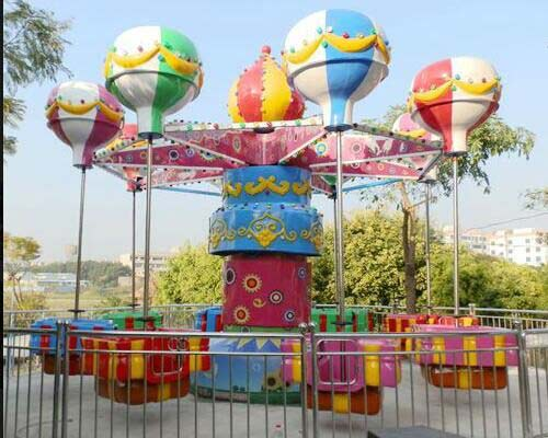 Beston samba balloon amusement ride for sale