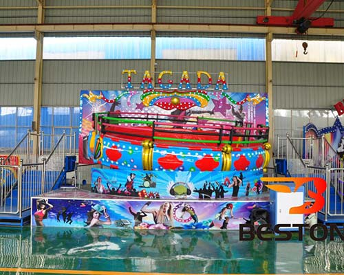 hot sale disco tagada rides for amusement park