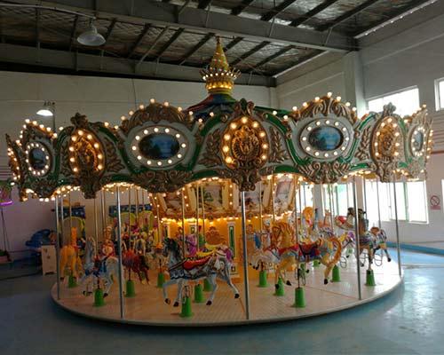 hot sale carousel amusement ride for sale