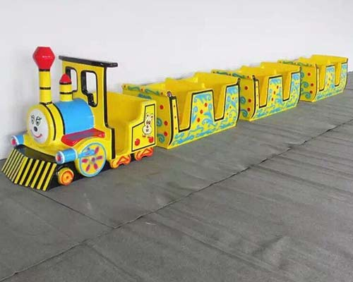 mini train rides for children park