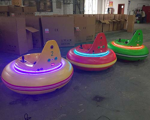 small inflatable bumper cars ready to delivery