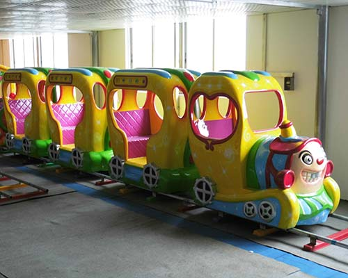 hot sale mini track train for kids
