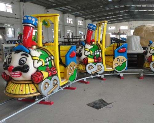 children ride on train with track for sale