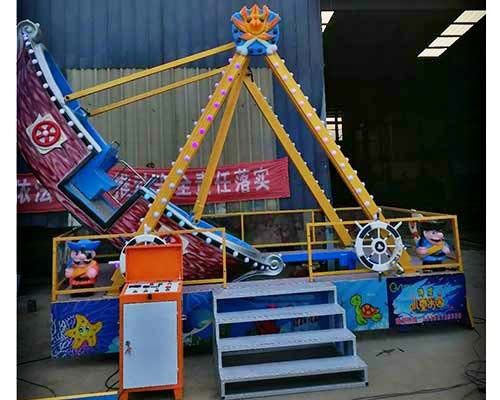 new style small pirate ship ride for sale