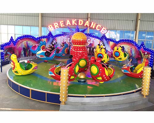 new model breakdance ride for sale