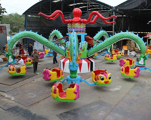 Image result for octopus rides