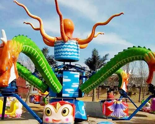 popular octopus ride for sale