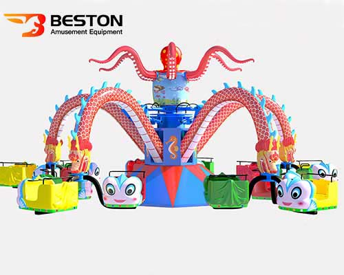 new style octopus ride for sale