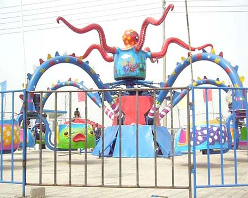 standard style octopus ride for sale