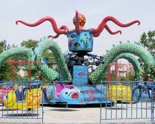 fairground octopus ride for sale