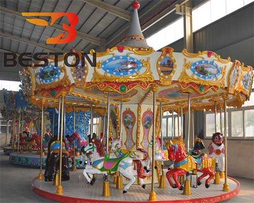 new model indoor carousel for sale
