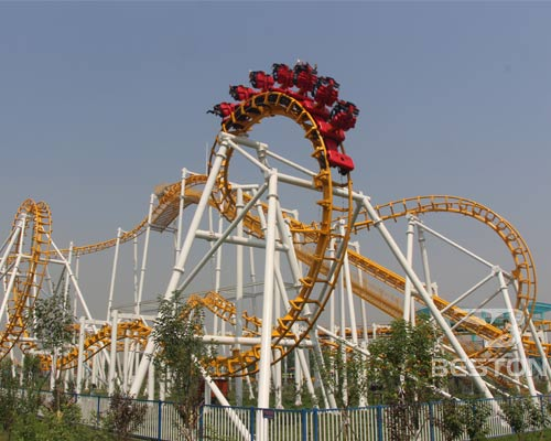 professional suspension roller coaster supplier