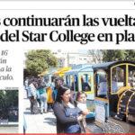 Customer Feedback of Beston Trackless Train in Chile