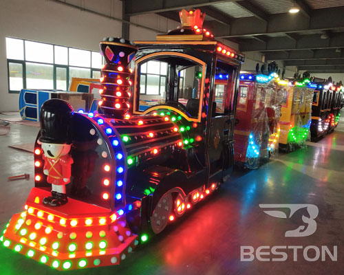 mall trackless trains for sale
